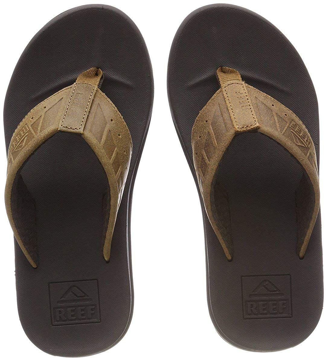 Men/'s Reef Phantoms Flip Flops Beach Sandals