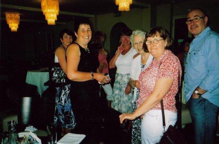 Cornwall reunion 2010
