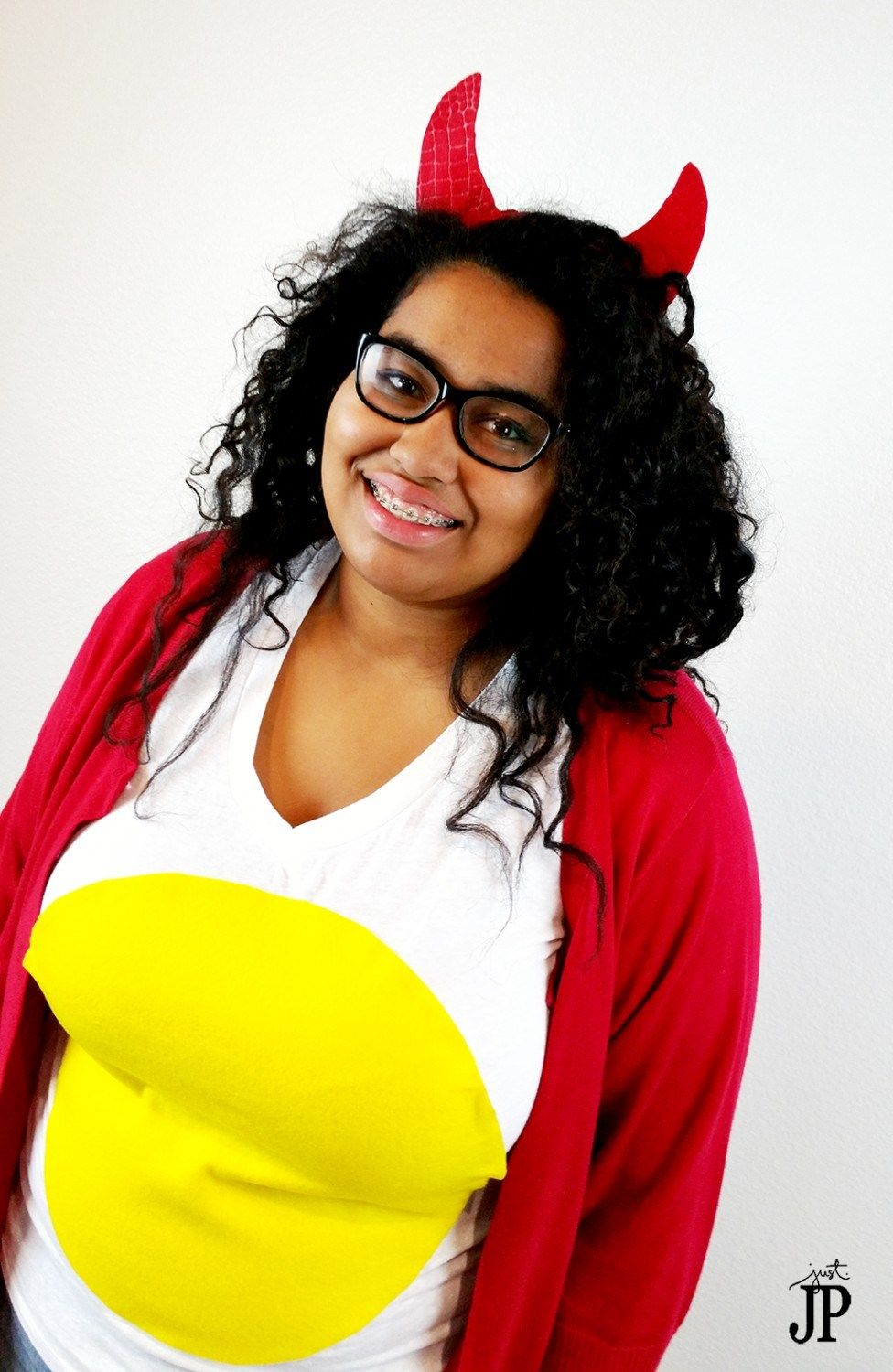 Last Minute Costume Idea - DIY Deviled Egg Costume #JPHalloween ...