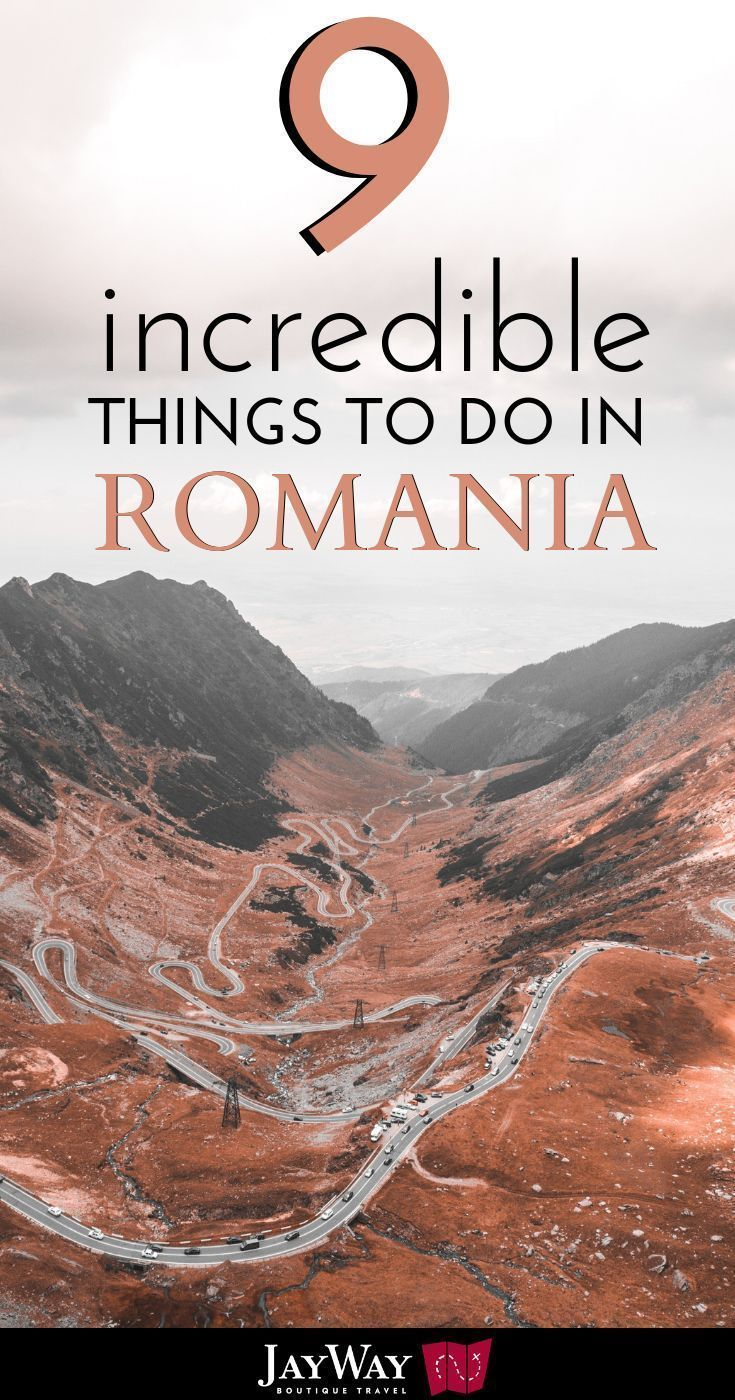 9 Amazing and Unique Places to Visit in Romania