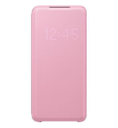Samsung - Etui SAMSUNG S20 LED View cover rose - Rose