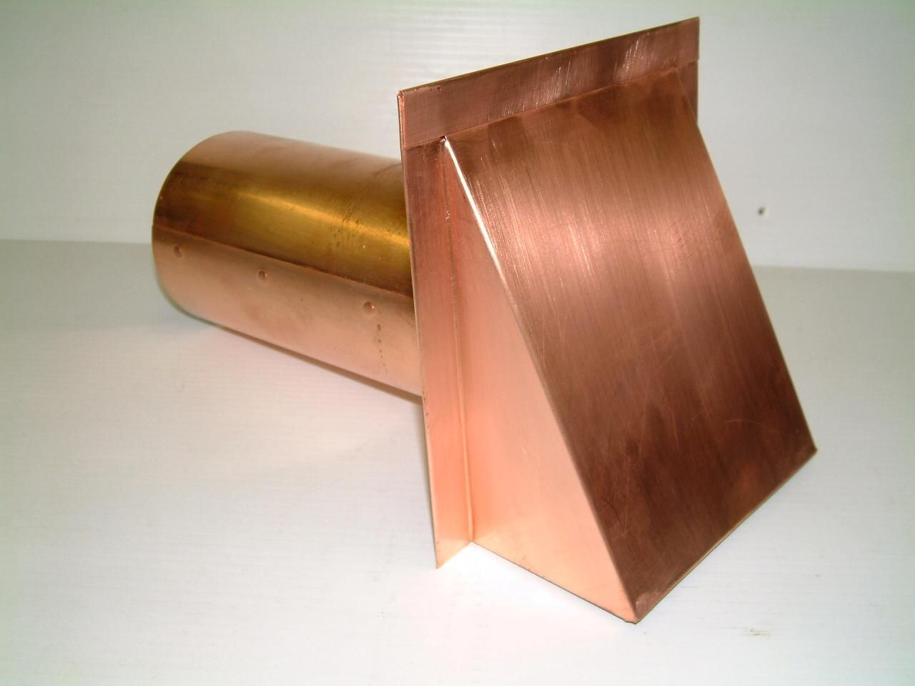 Volko Supply Is Your Source For Copper Wall Caps Roof Vents Louvers Ventilators With Images Copper Wall Copper Roof Wall Vents