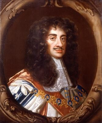 Related Keywords & Suggestions for king charles ii