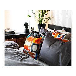 GÄSPA Dekbedovertrek met 2 slopen - 240x220/60x70 cm - IKEA
