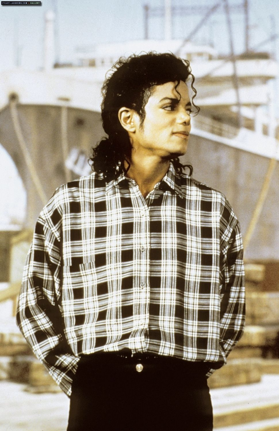 "Videoshoots / ""Leave Me Alone"" Set The jacksons, Michael"