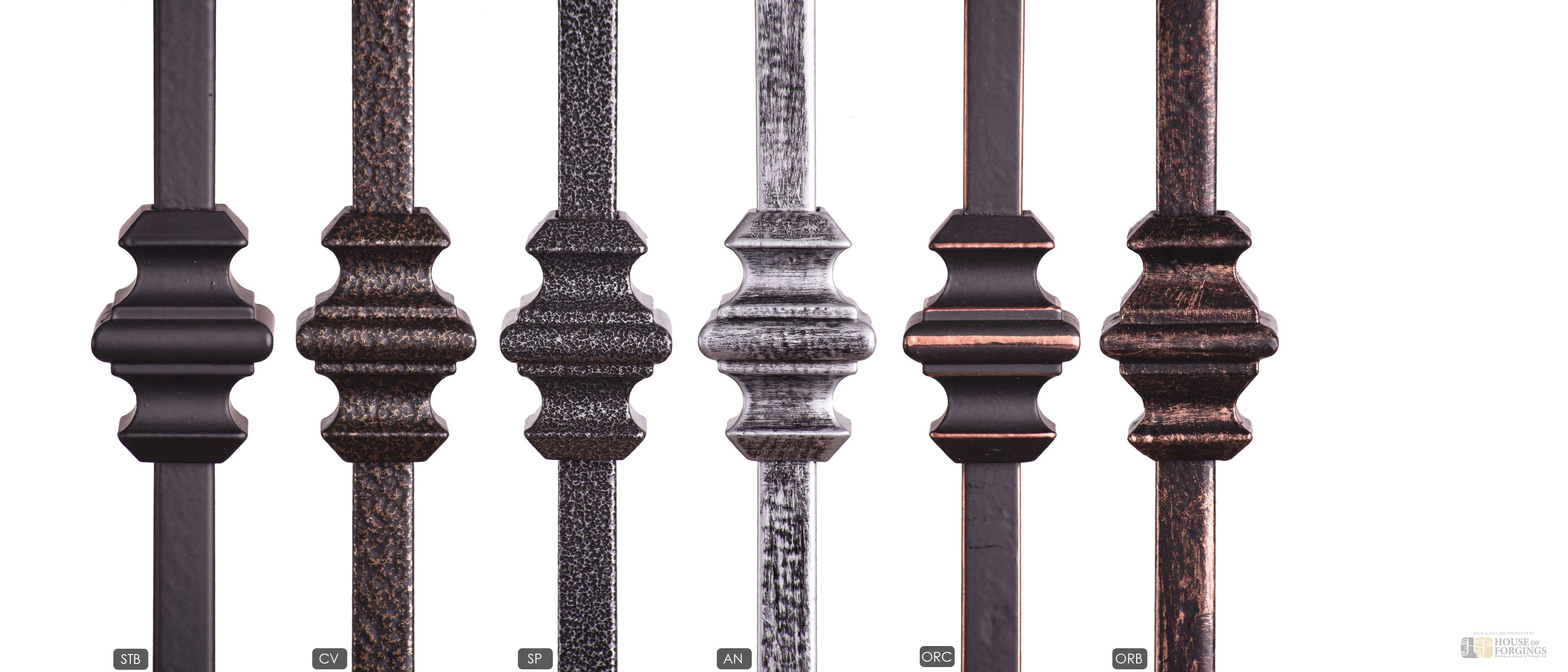 Best Iron Wood Connection Versatile Series Balusters Iron 400 x 300