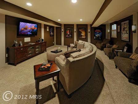 Courtland model home