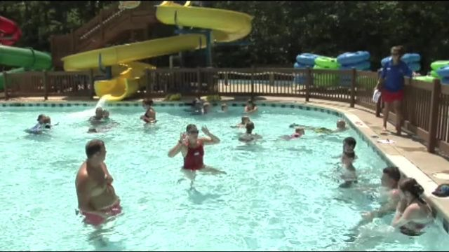 Study: Urinating in swimming pools yields toxic byproduct | WVEC.com Norfolk - Hampton Roads