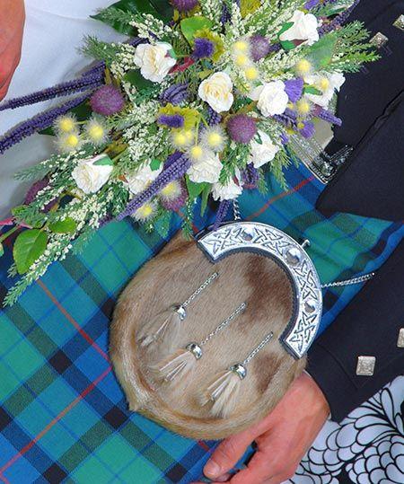 scottish marriage customs