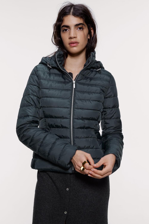 Lightweight Puffer Jacket New In Woman Zara United Kingdom Jackets Puffer Puffer Jackets [ 1500 x 1000 Pixel ]