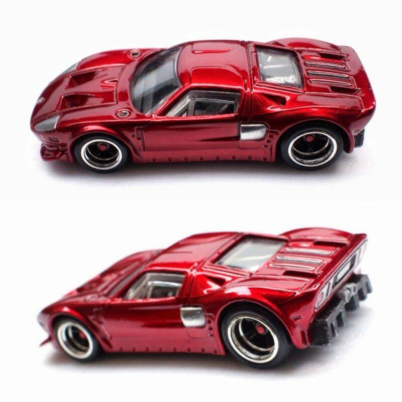 Ford Gt Hotwheel Hot Wheels Garage Custom Hot Wheels Hot