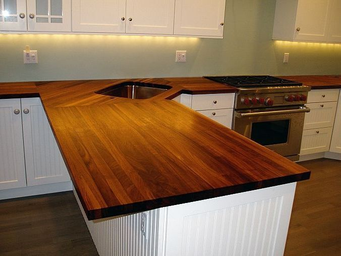 Wood Laminate Countertops Google Search Unfinished Kitchen Cabinets Laminate Countertops Countertops