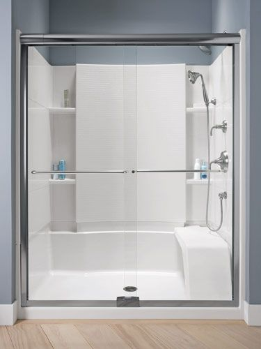 Beautiful Bathroom Basics Prefab Shower Enclosures Bathrooms Remodel Beautiful Bathrooms