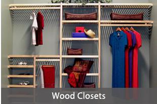 Affordable South Florida Closet Design | Custom Closet Design ...