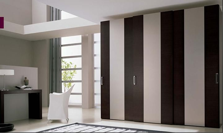 Two color themed wardrobe wardrobes pinterest for Kitchen wardrobe colours