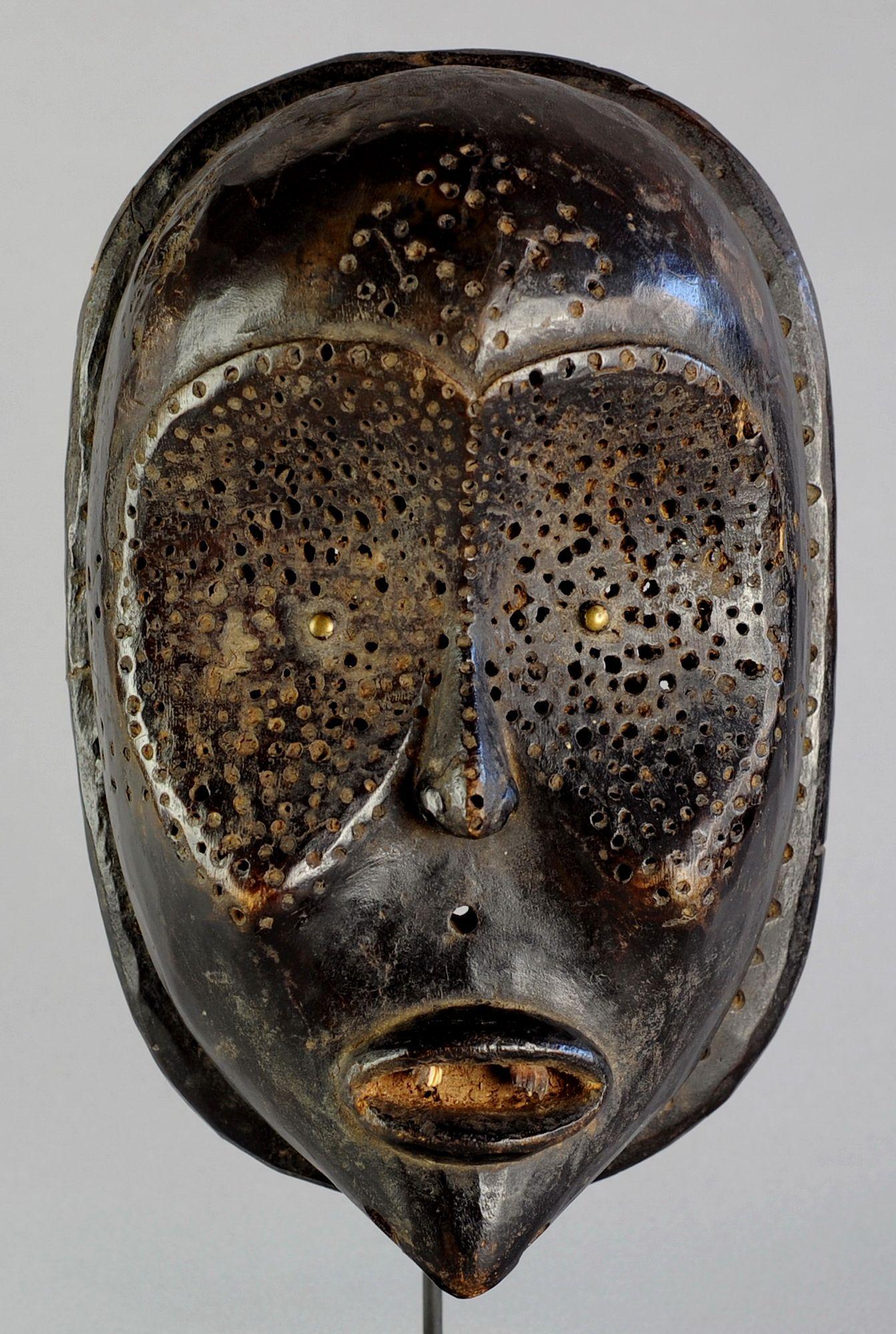masque africain rare