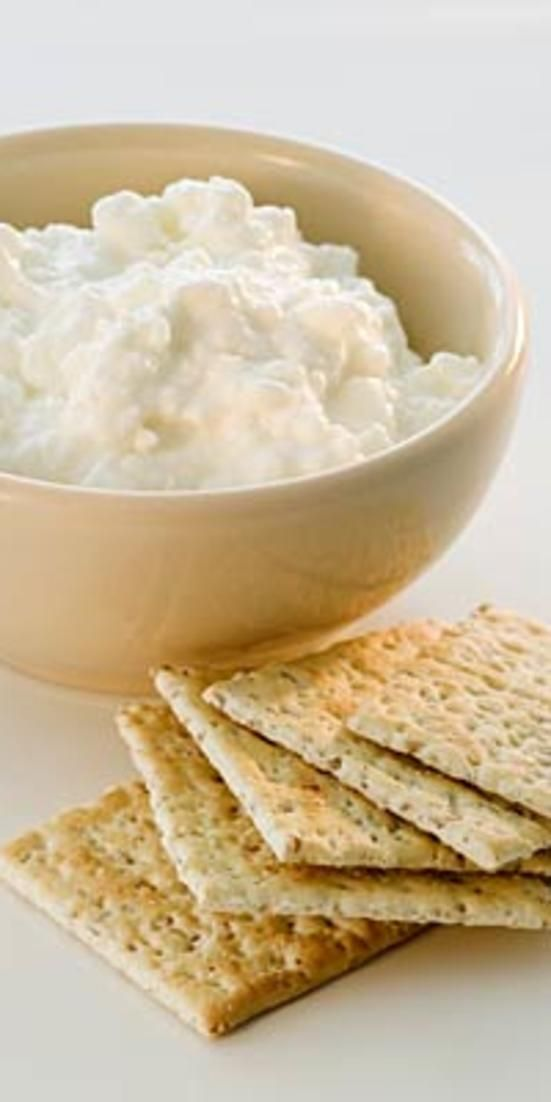 best snacks for weight loss wheat thins cottage cheese and snacks