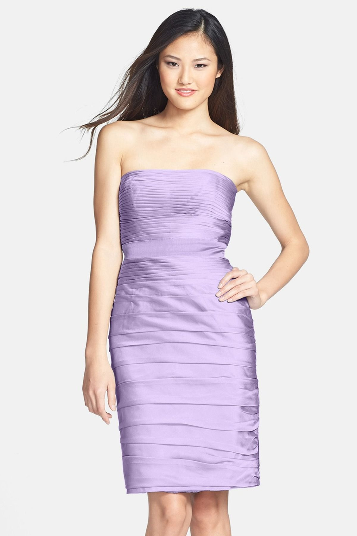 monique lhuillier bridesmaids dress   Fashion   Pinterest