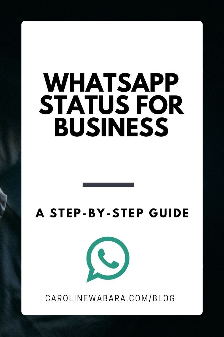 How I Use Whatsapp Status Update For Promoting My Business