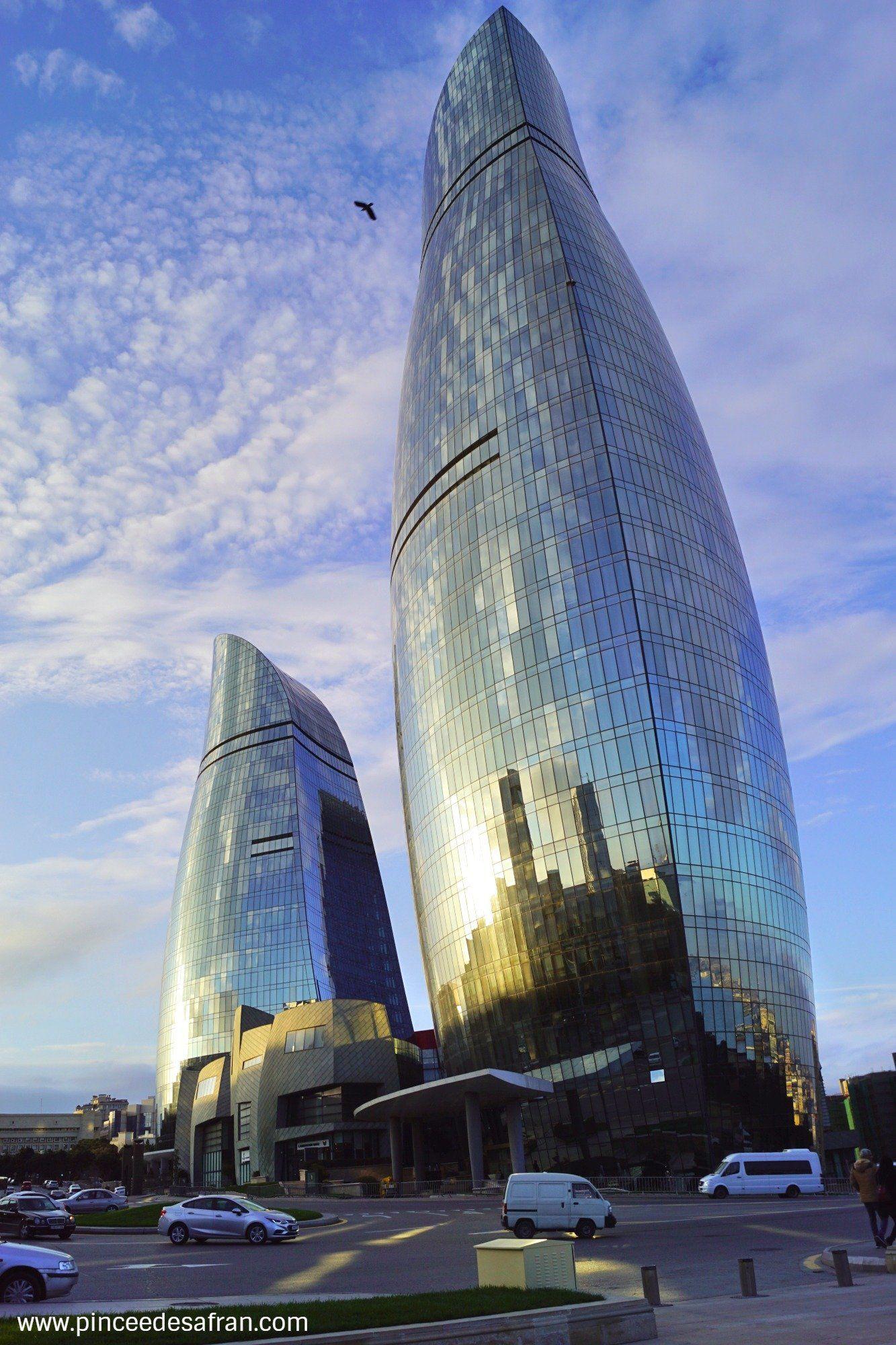 Azerbaidjan Notre City Guide Pour Visiter Baku Une Pincee De Safran Azerbaidjan Villes Du Monde Vieille Ville