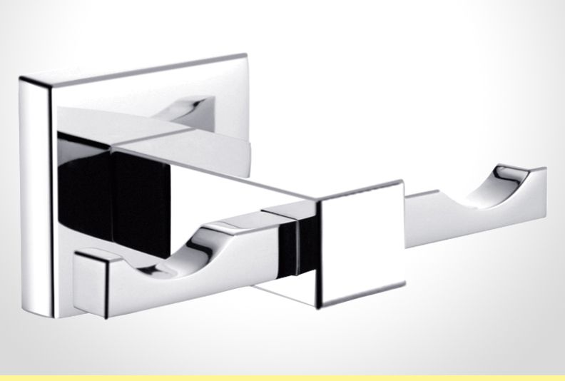 find mondella rococo robe hook at homebase visit your local store for the widest range of bathrooms plumbing products - Square Bathroom Accessories Chrome