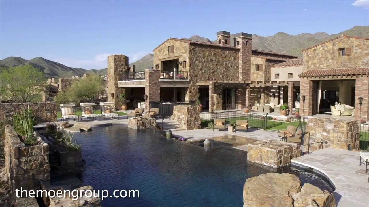 $24.5 Million House: Luxury Homes For Sale Scottsdale, AZ Silverleaf Real  Estate Nice