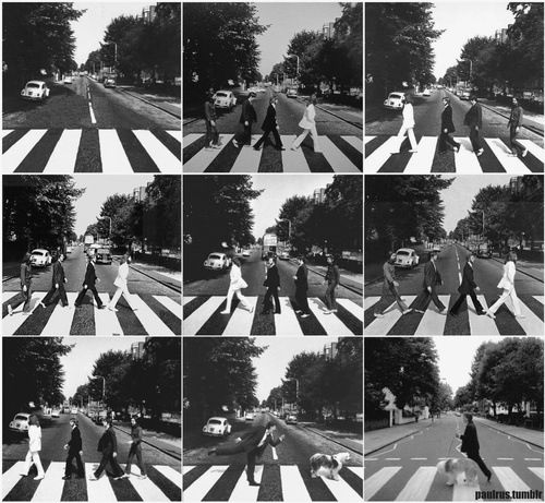 Fab 60s Artwork: 60s, Abbey Road, Black And White, Boys, Cute, George