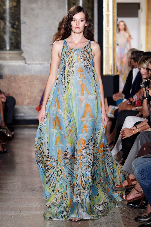 2b2f246938de Emilio Pucci Spring 2015 Ready-to-Wear Fashion Show - Amanda Murphy