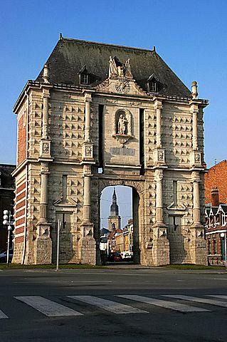 Porte Notre Dame Classee Mh 18 04 1914 Cambrai 59400 Photographie Tony Ardino Departements Francais Endroits A Visiter Beau Paysage