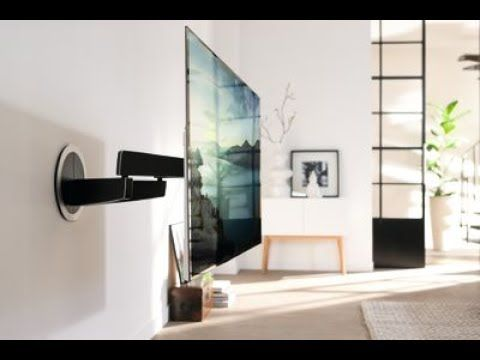 AuBergewohnlich Vogels NEXT 7355 Elektrisch Schwenkbare TV Wandhalterung