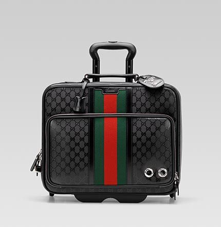 500 by Gucci Special Edition Collection of bag, duffels, weekend clothes and driving and travel accessories