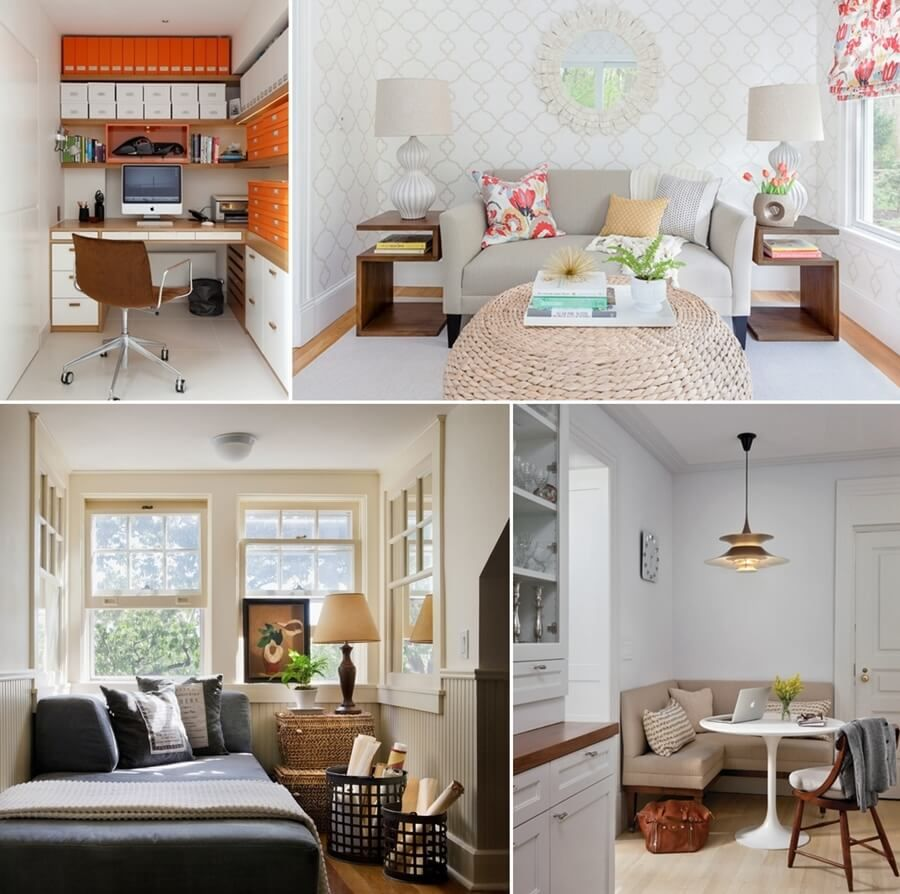 15 Clever Ideas to Decorate a Small Spare Room - http://www ...
