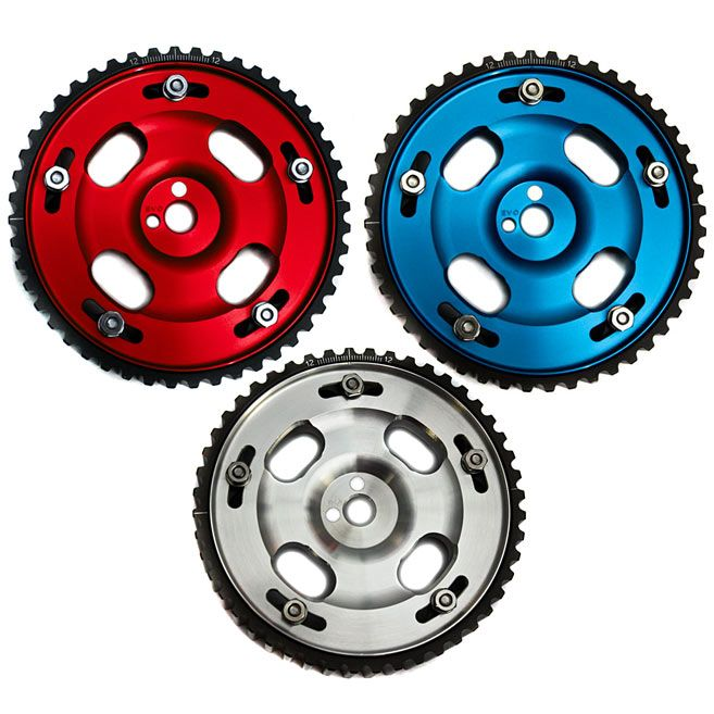 03 05 Dodge Neon Srt 4 Cam Gears Available In Red Blue And Clear Neon Srt 4 Lexus Is300 Lexus Srt
