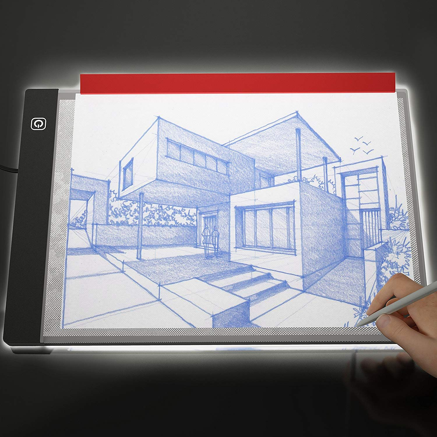 Best Light Box For Tracing Ultra Thin Portable Led Light Pad With Advanced Filter To Prevent Eye Fatigu Light Box For Tracing Portable Led Lights Well Lights