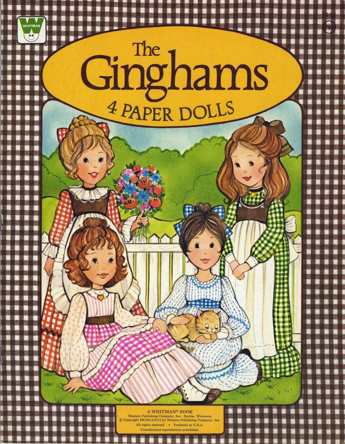 Paper dolls to print