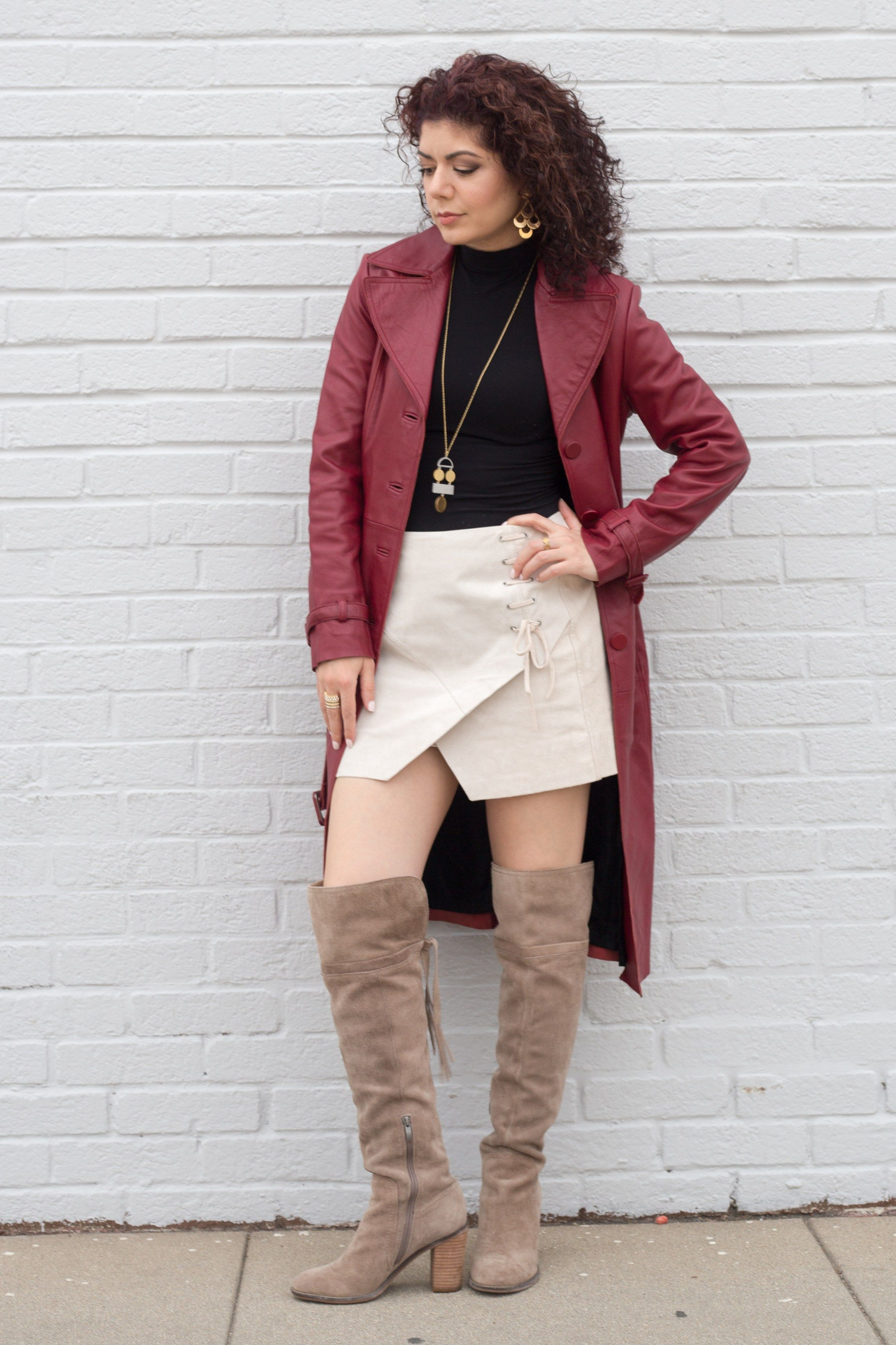 How to Wear a Trench Coat 4 Updated Ways to Style a