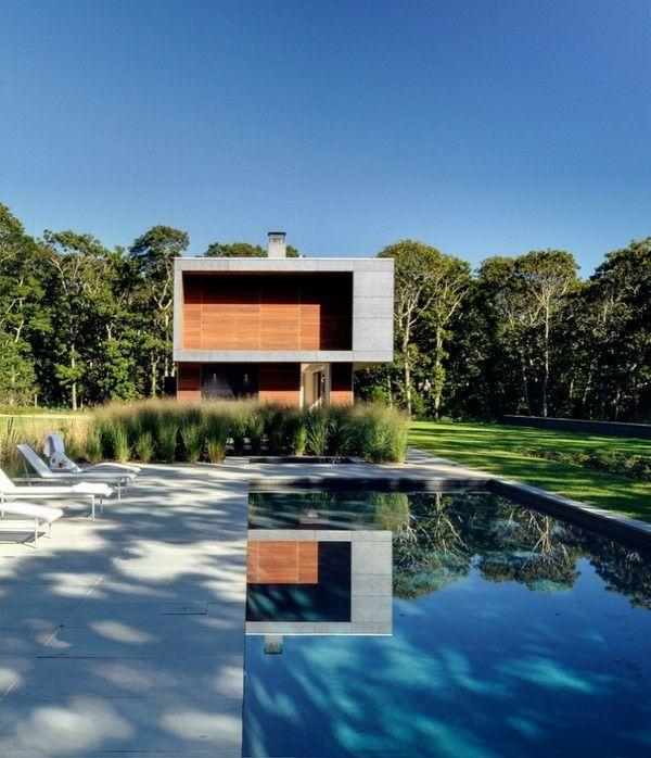 101 bilder von pool im garten holz fassade sommerhaus. Black Bedroom Furniture Sets. Home Design Ideas