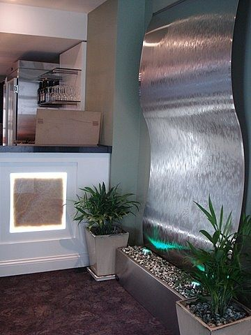 A Captivating Water Feature That Looks Great From Any Angle And Is