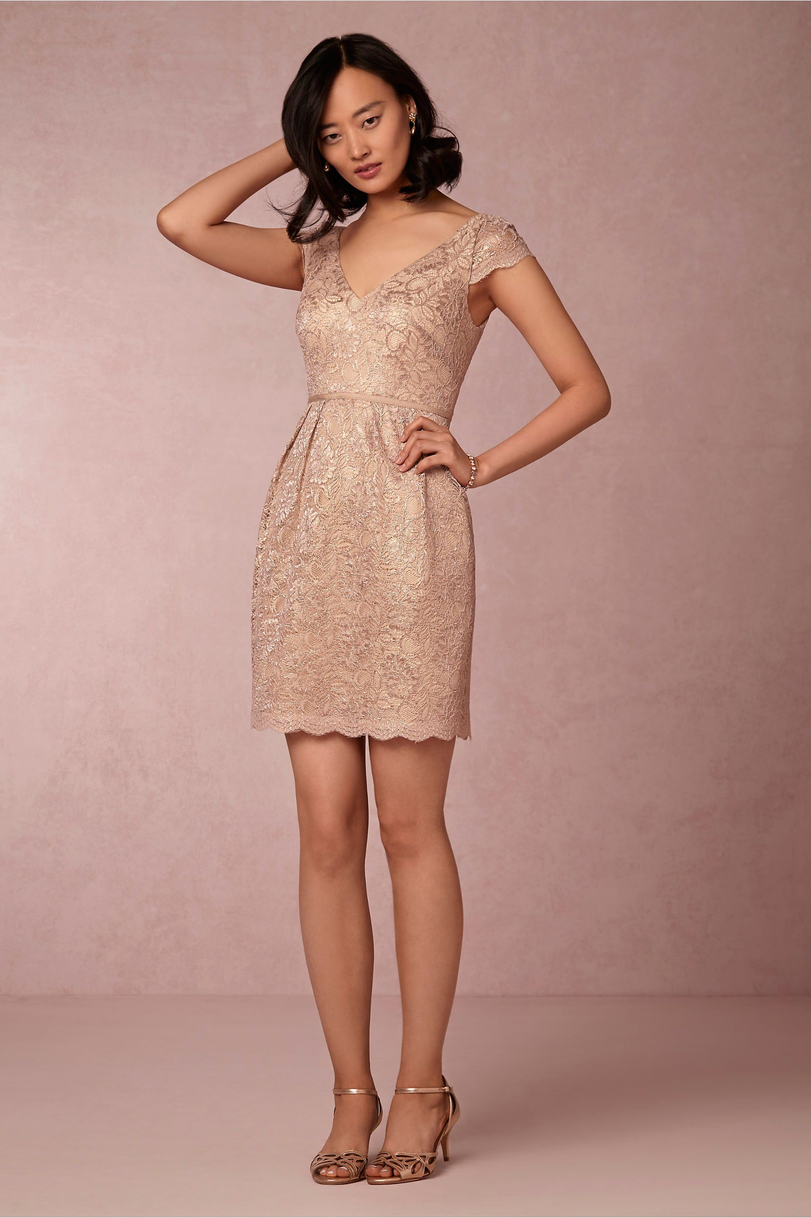 Beckett dress in bridal party guests view all dresses at bhldn rose gold sequin bridesmaid dress a blush sequin rose gold bridesmaid dress for weddings or black tie events wear it as a special gown to galas and ombrellifo Choice Image