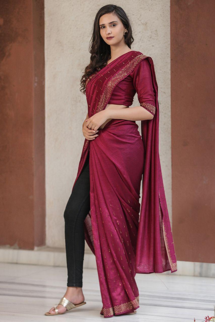 Designer Sarees For Women Buy Phenomenol Lavish Wine Stone Work Saree Online Saree Designs Designer Sarees Online Shopping Buy Designer Sarees Online