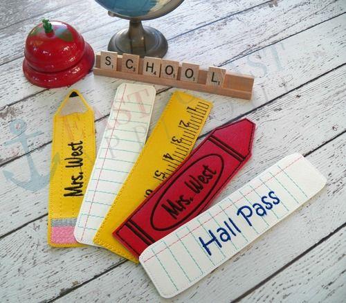 School Bookmarks, $8.00