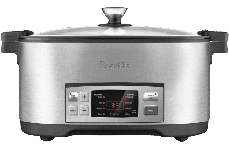 Breville LSC650BSS The Searing Slow Cooker at The Good