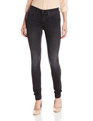 51fe9f42980 GStar Womens 3301 Curvy Silhouette Contour High Skinny Jean Dark Aged 28x32  -- Click image for more details.-It is an affiliate link to Amazon.