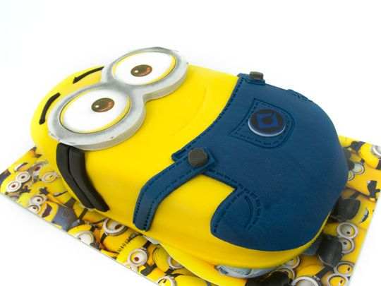 Character Birthday Cakes Asda ~ Minions cake google search food minion cakes