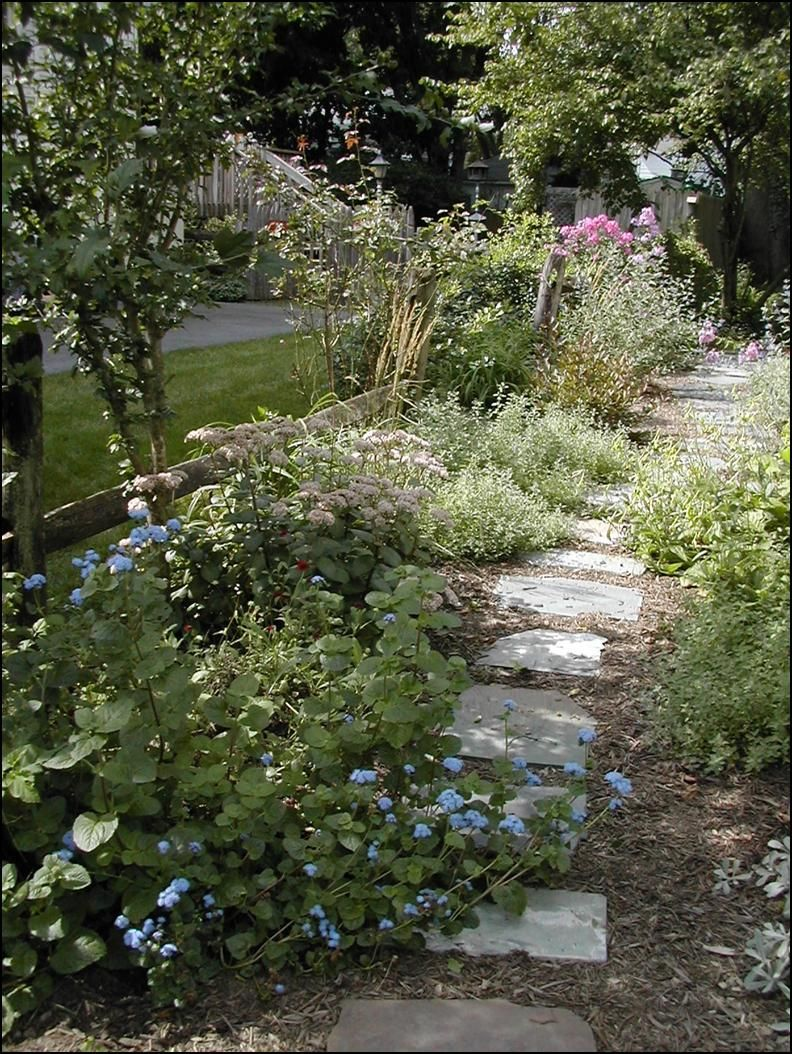 side yard landscaping ideas pictures | side yard