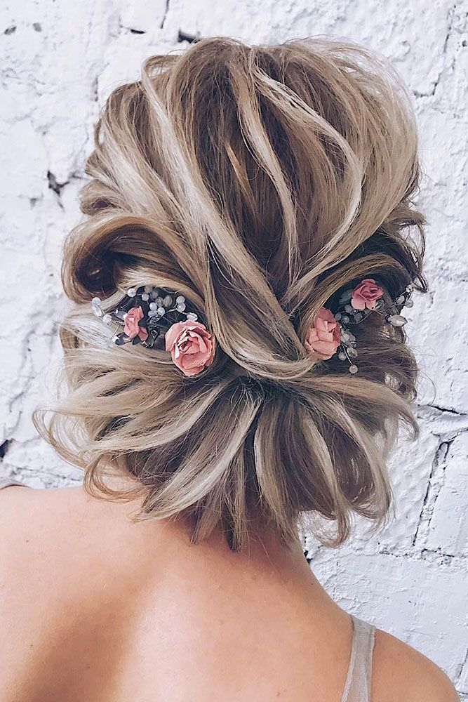 30 Best Ideas Of Wedding Hairstyles For Thin Hair ...