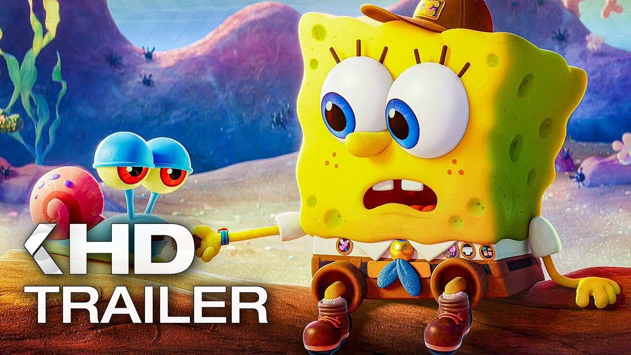 Spongebob Schwammkopf Film 2021