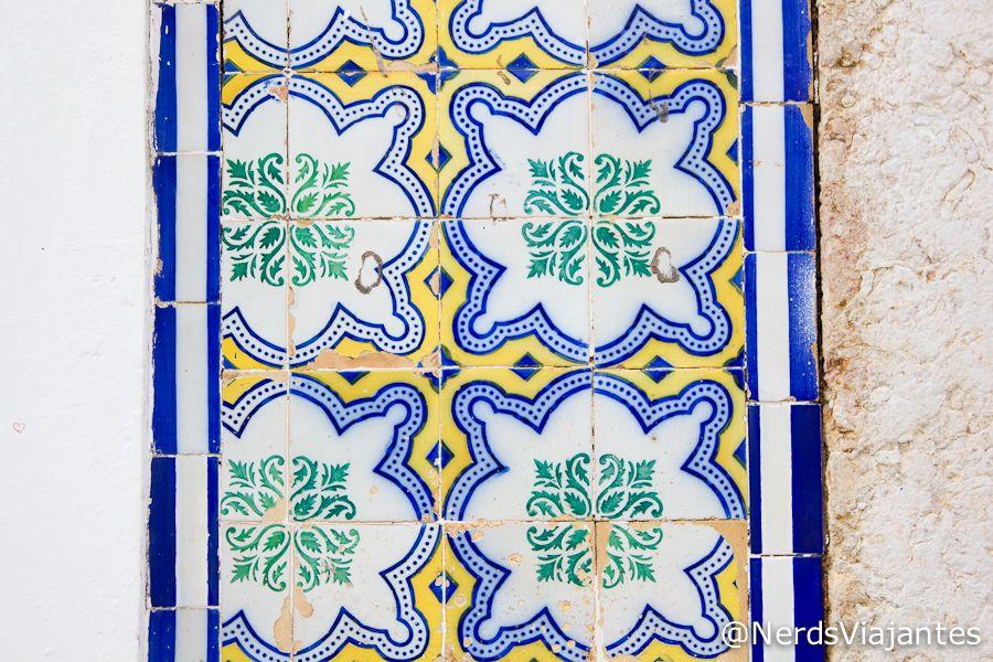 Azulejos - São Luís - Maranhão