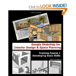 Google Sketchup for Interior Design Space Planning Training