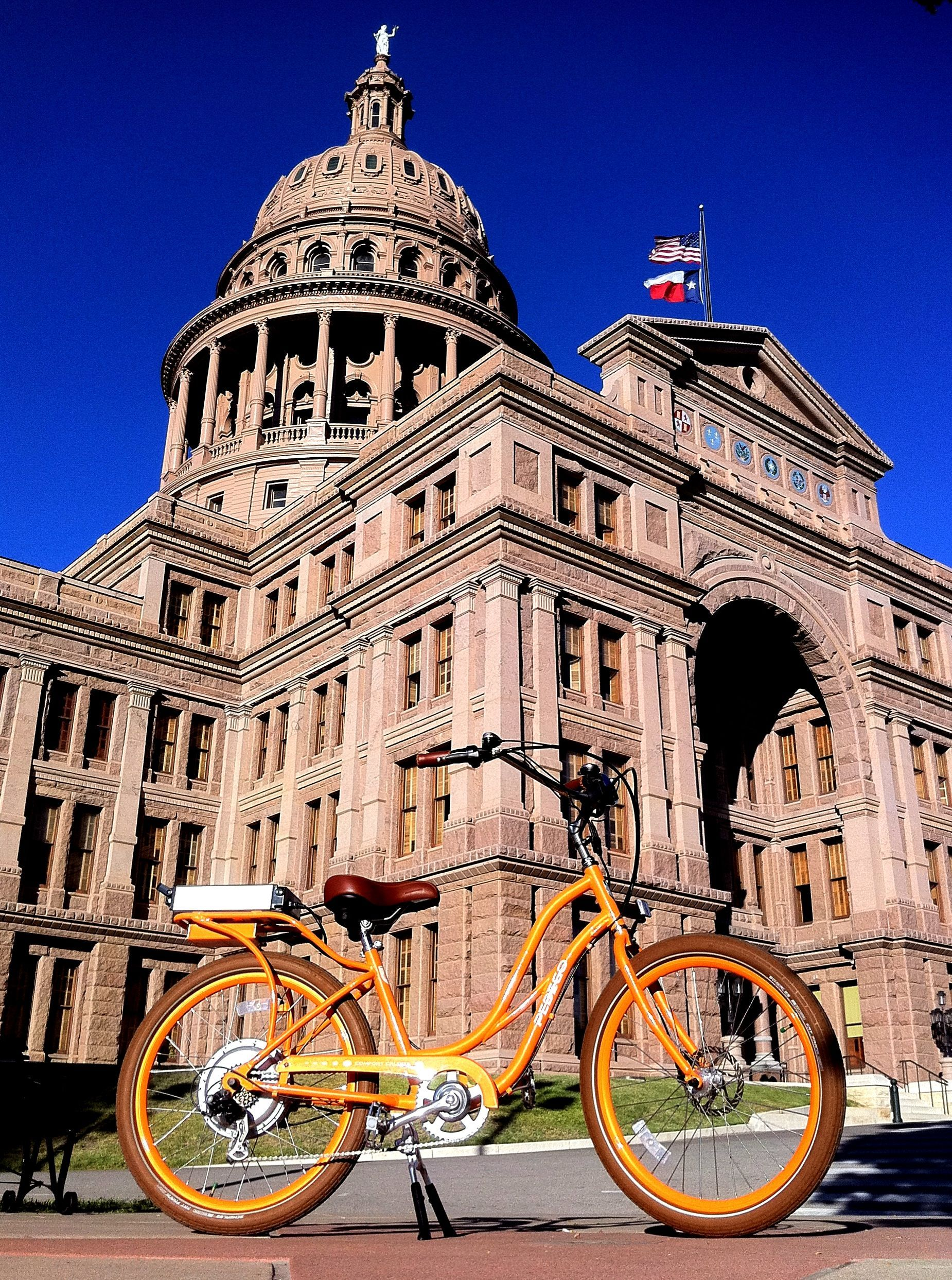 Austin Electric Bike Rental Explore Texas